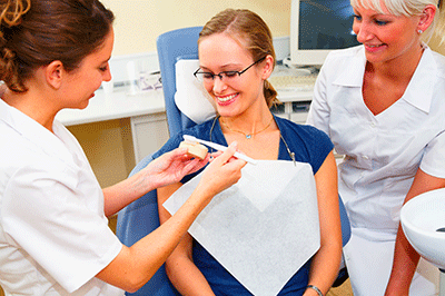 Dental Exam Indianapolis